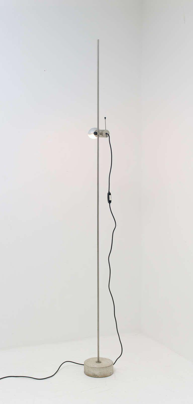 Tito Agnoli Agnoli 387 For Oluce Lamp Design Creative Lighting Bookshelf Lighting
