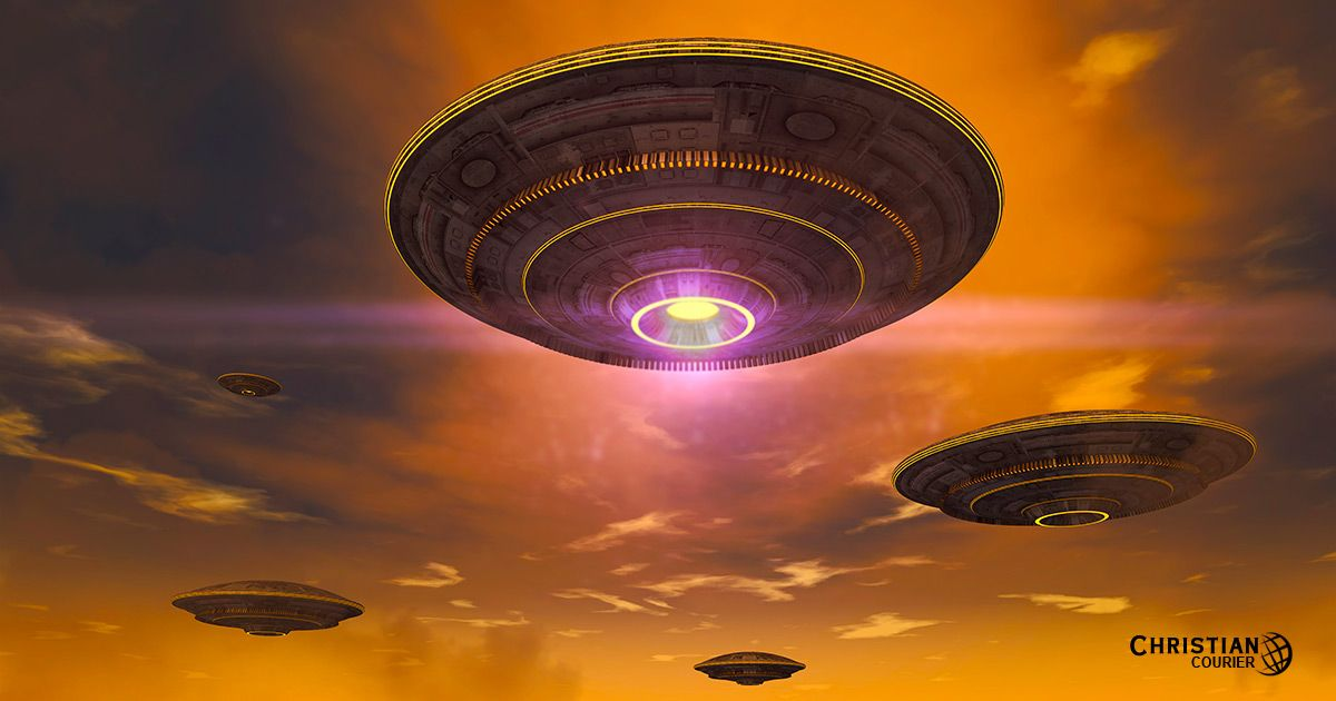 Does the Bible talk about UFOs? What is the meaning of Ezekiel's