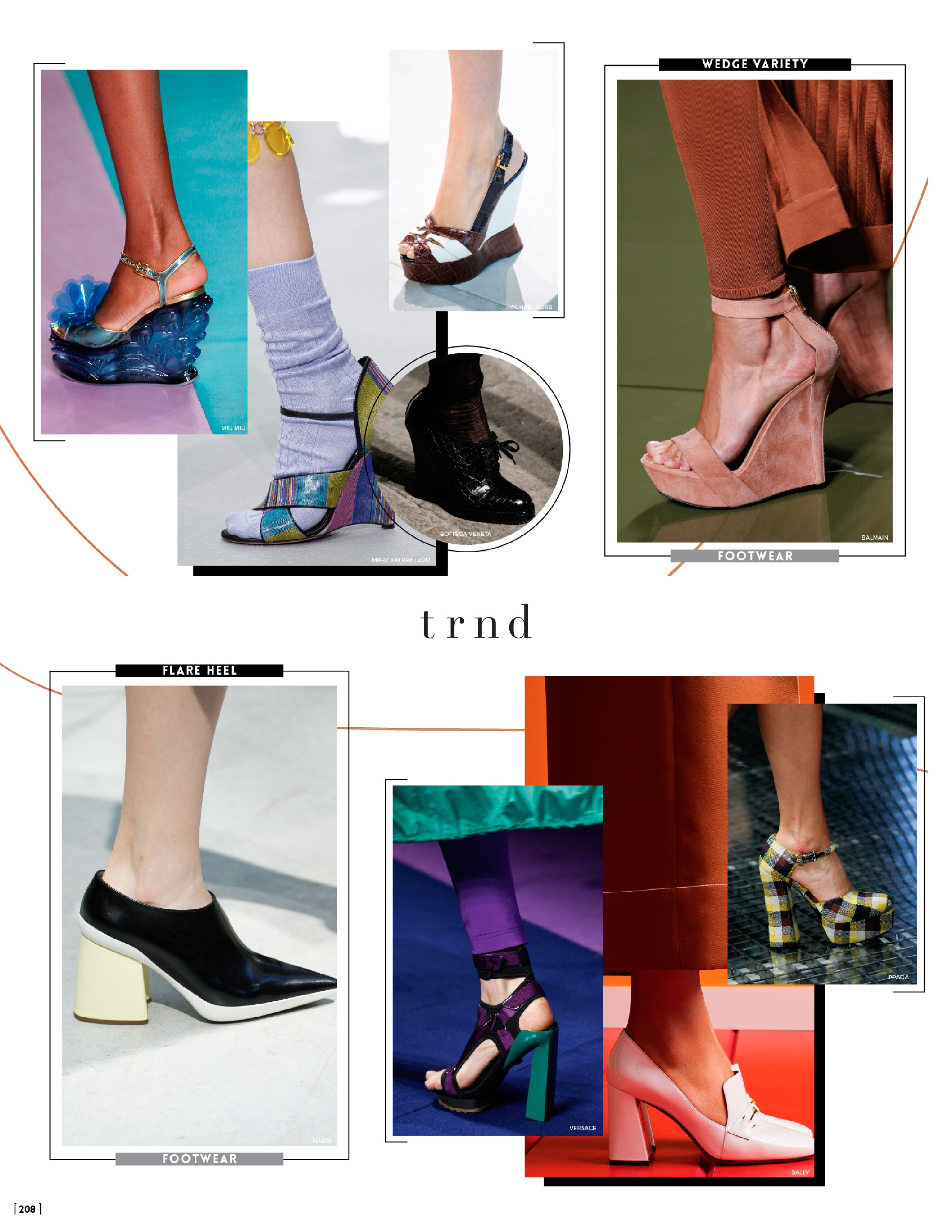 TRND SS18 Trend Report - Footwear {Direction for the ...