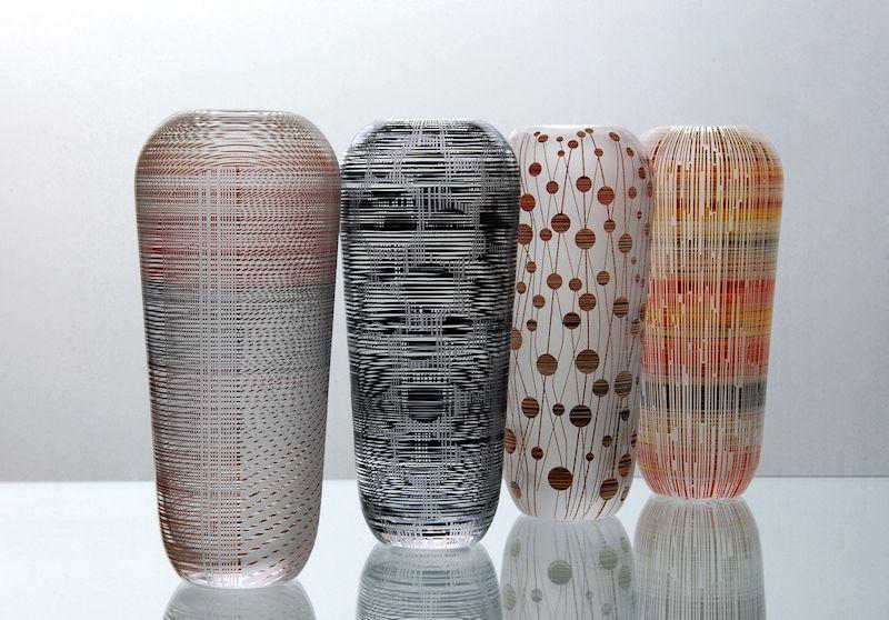 Gallery Kubista | Cubism catalogue - Vases Stereotypie, P.Kučerová