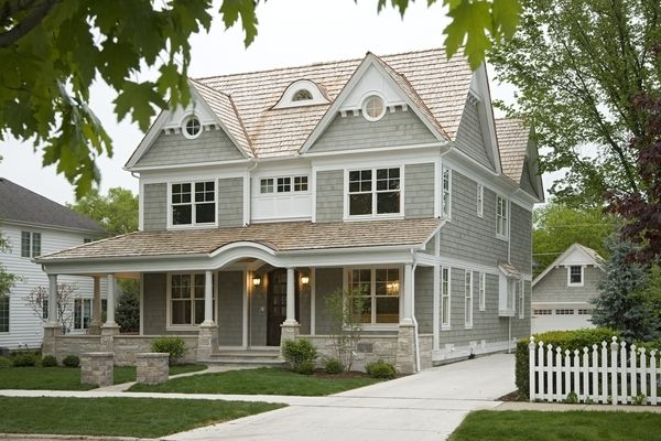 Nantucket Style Home Exteriors House Design Plans