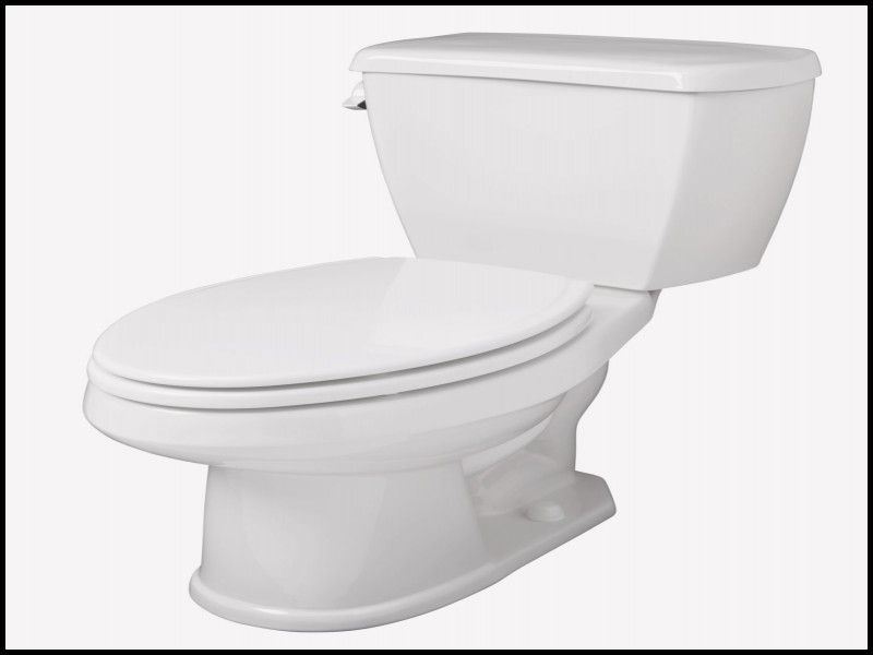 Lovely Gerber Viper Elongated Toilet Dimensions