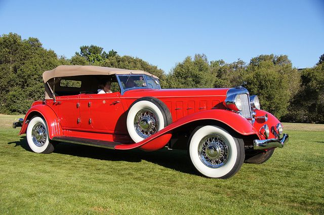 1933 Chrysler CL Phaeton - (Chrysler Corp, Auburn Hills, Michigan, 1925-present)