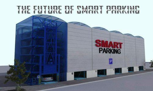 Smart Parking Solution Inc Brochure Parking Solutions Vertical Parking Solutions Car Parking Solutions