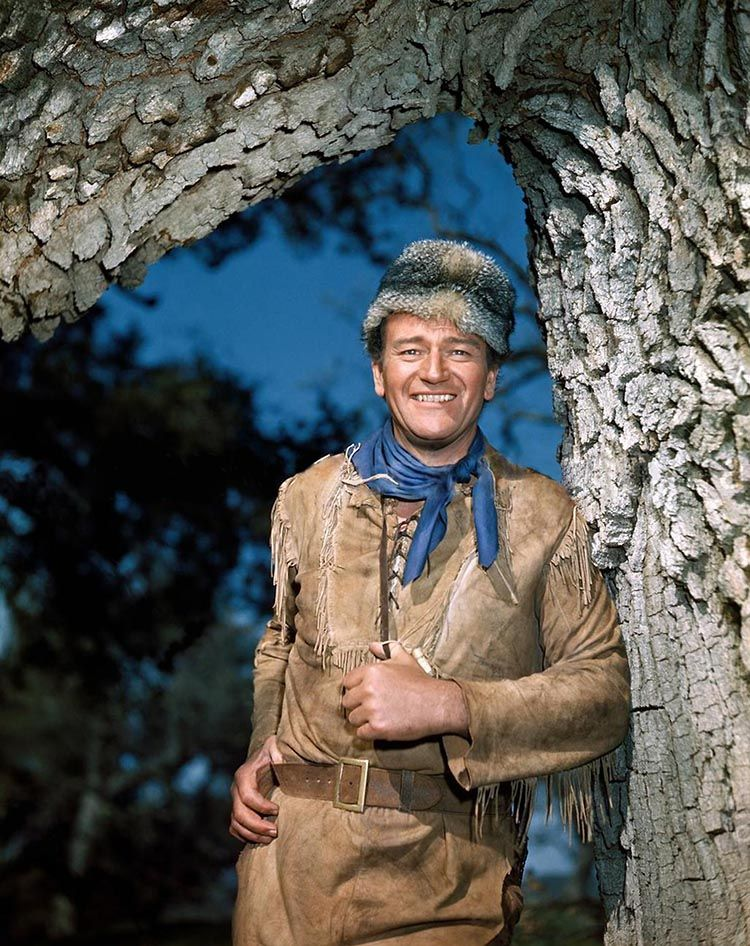 John Wayne - The Fighting Kentuckian (1949)
