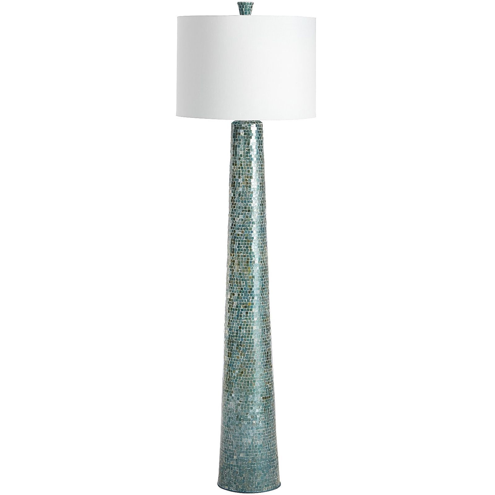 Oceans mosaic floor lamp also pier imports neutral color scheme