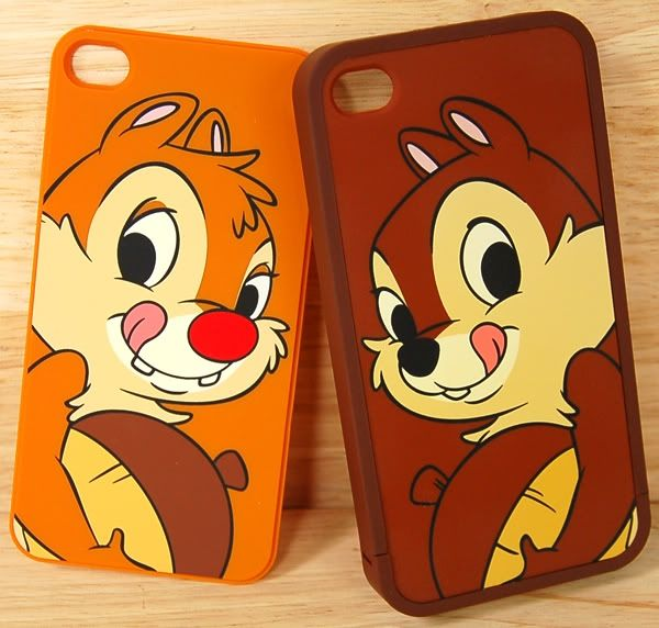 Chip Dale Chip And Dale Disney Day Bff Phone Cases