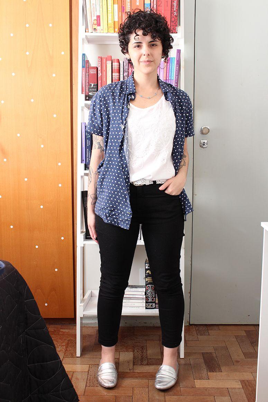 b69736d0c Camisa feminina: como criar looks elegantes com essa peça | Moda ...