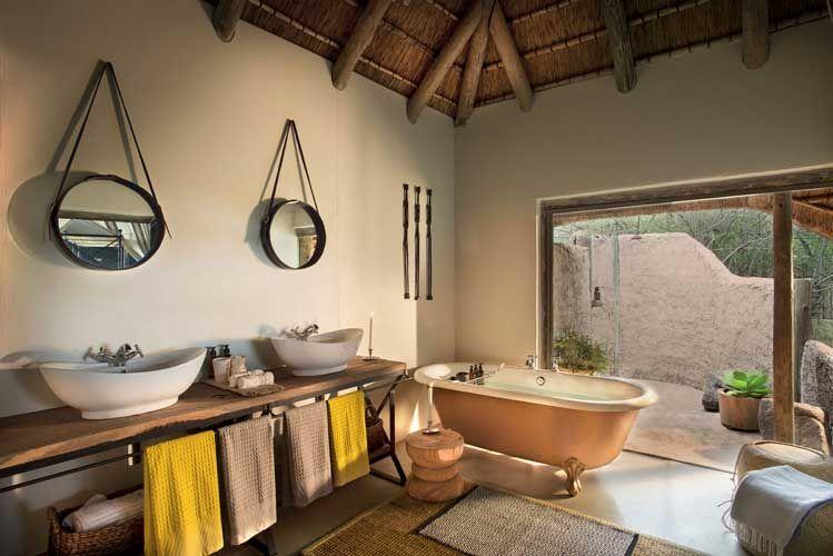 african safari tents luxury - Google Search