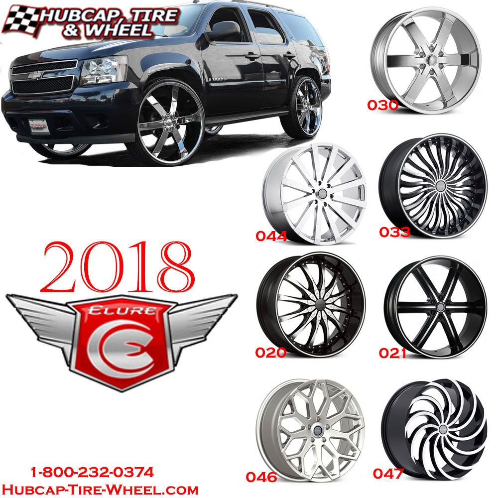 The Latest And Greatest From Elure Wheels Custom Wheels And