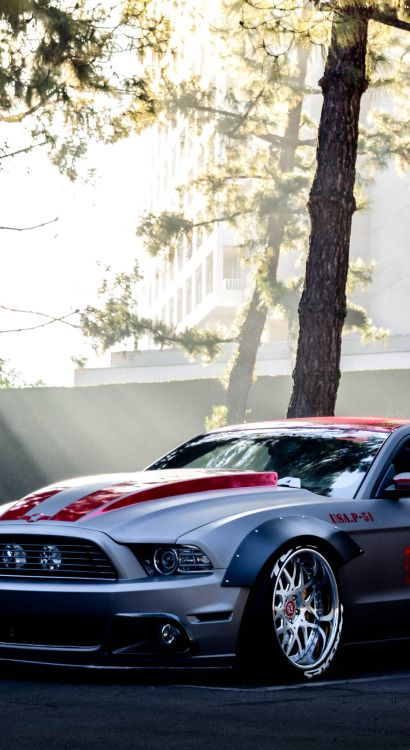 h-o-t-cars:   Ford Mustang   Source