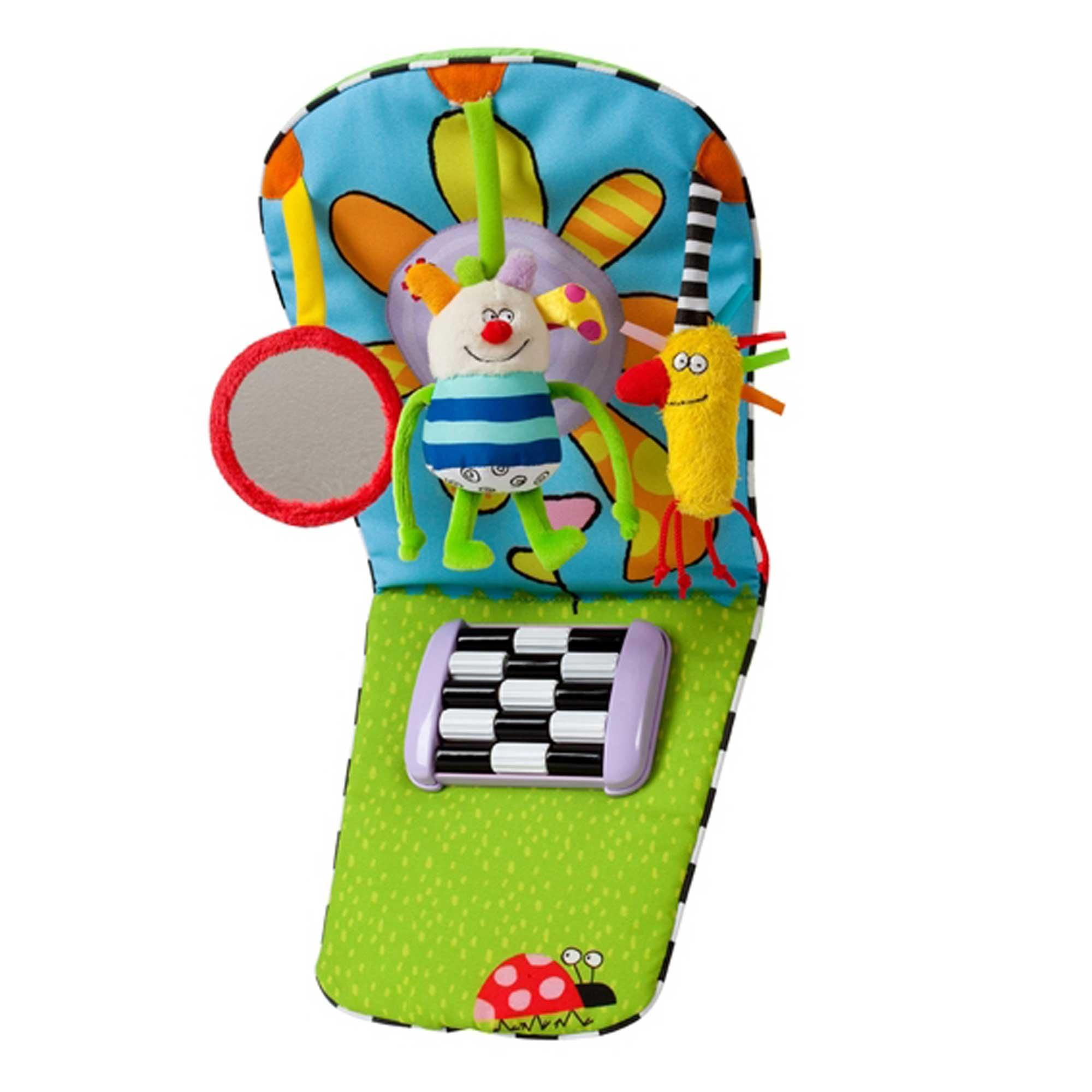 Taf Toys Feet Fun Car Toy Travel Activity Centre Amazon Baby