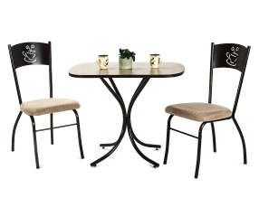 Buy a 3-Piece Coffee Cup Bistro Set at Big Lots for less. Shop Big Lots Dining Sets in our department for our complete selection.  sc 1 st  Pinterest : bistro table set big lots - pezcame.com