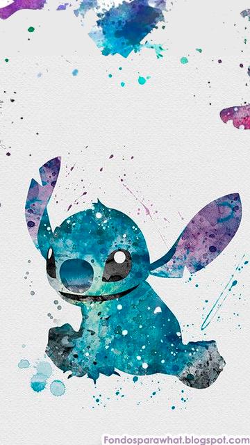 Fondo De Stitch Para Whatsapp Disney Wallpaper Stitch Disney Cute Disney Wallpaper