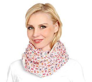 ¿Cómo llevas tu bufanda?  Tip#2 Rodea tu cuello y esta vez dejas los extremos hacia atrás.