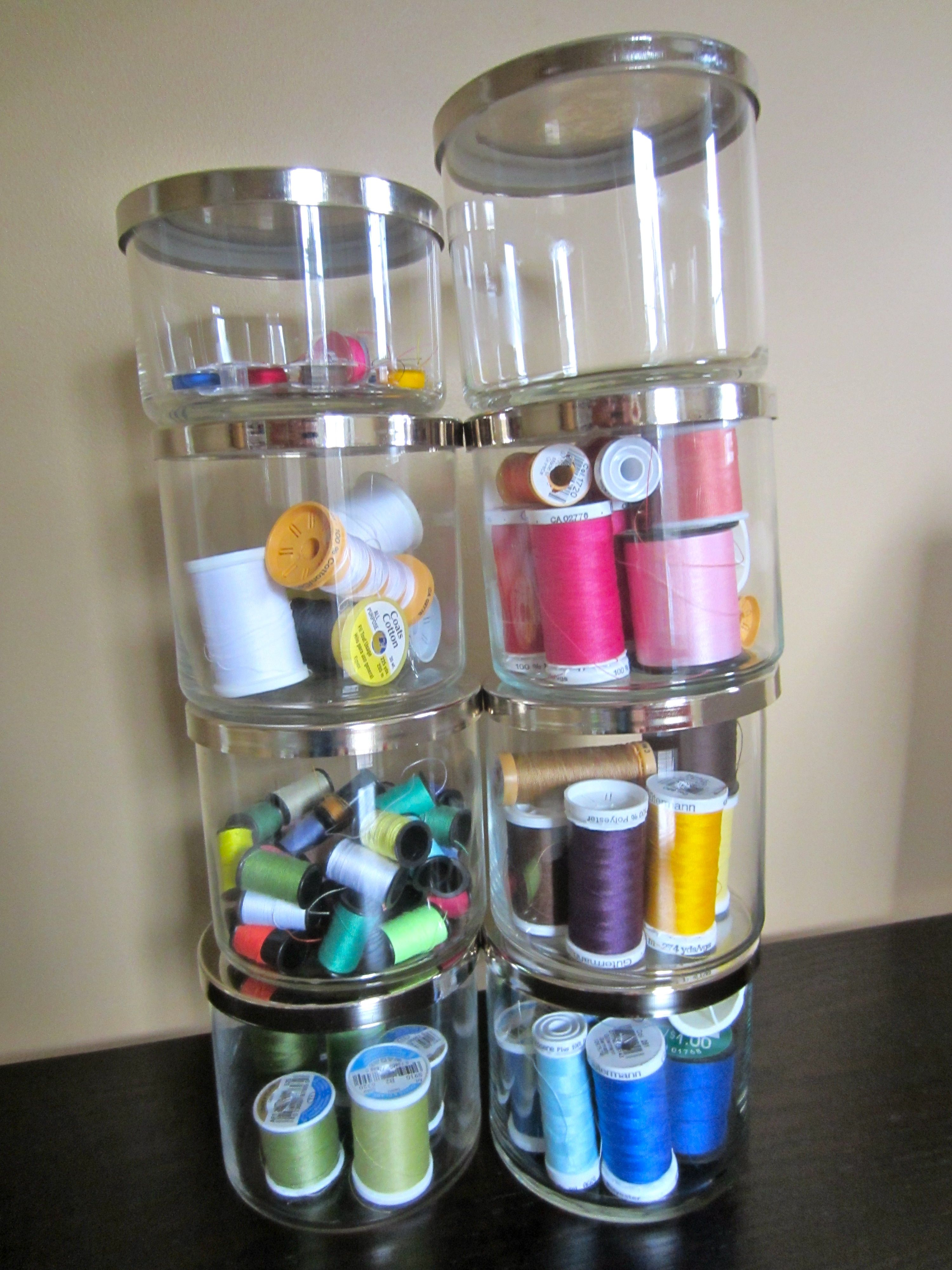 As a craft container repurpose candle jars reuse candle