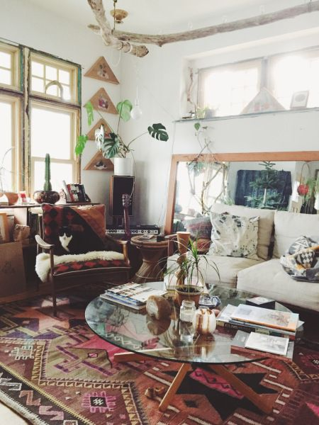 26 Bohemian Living Room Ideas: 26 Bohemian Bedrooms That'll Make You Want To Redecorate