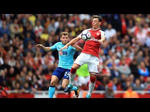 Match Highlights Arsenal V Bournemouth Youtube Match Highlights Youtube Match