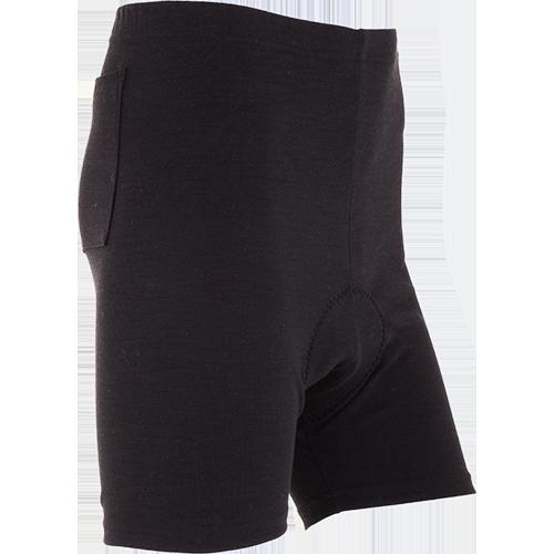 Merino Wool Cycling Shorts