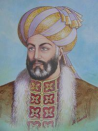 Ahmad Shah Durrani  1st King of Afghan tribes