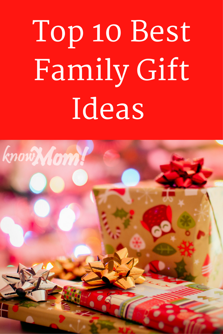 Top 10 Best Family Gift Ideas Inexpensive Christmas Gifts Homemade