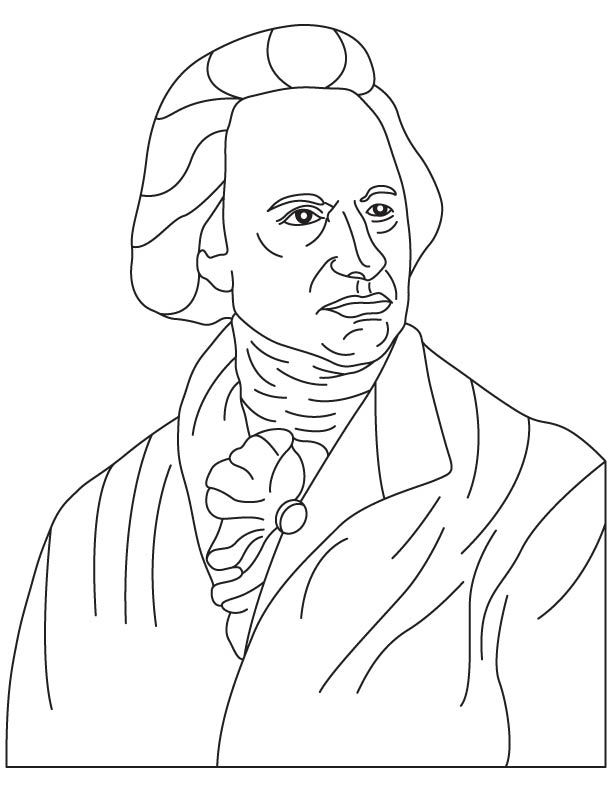 Sir Frederick William Herschel coloring page | coloring with bev ...