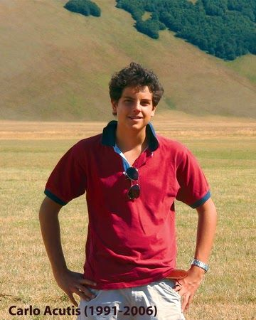 Who Is Carlos Acutis An Amazing Teenager Who Displayed Such Extraordinary Faith That His Cause For Beatification I Eucharist Catholic Saints Catholic Pictures