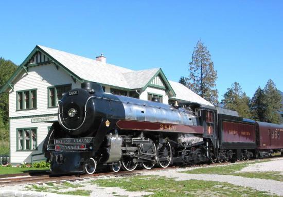 Photo of West Coast Railway Heritage Park