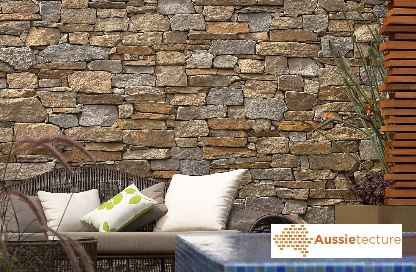 All Of Our Walling Stone Is Made From Natural Stone From Sandstone To Limestone To Granite To Basalt Natural Stone Wall Stone Veneer Wall Stone Wall Cladding