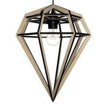Tvåfota diamant lampe