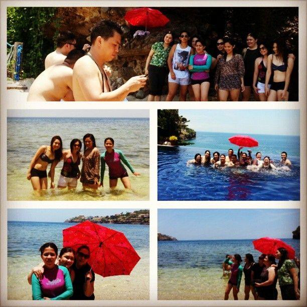 Sun... Sand... Ladies...  Beach....#ClubPuntaFuego #SummerOuting #SummerFun