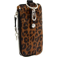 Brighton - Twister ID Card Phone Case in Leopard