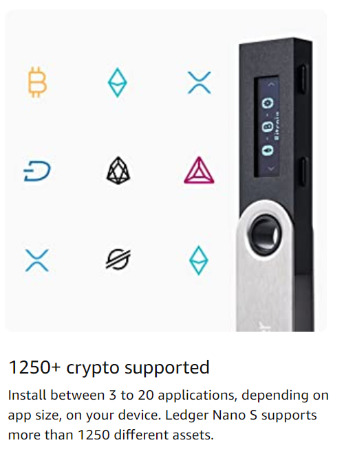 Best In Class Developers Are What Keeps These Ledger Wallets Ahead Of The Competition In My Opinion Ledger Is Constantly Patchi Best Crypto Bitcoin Hardware