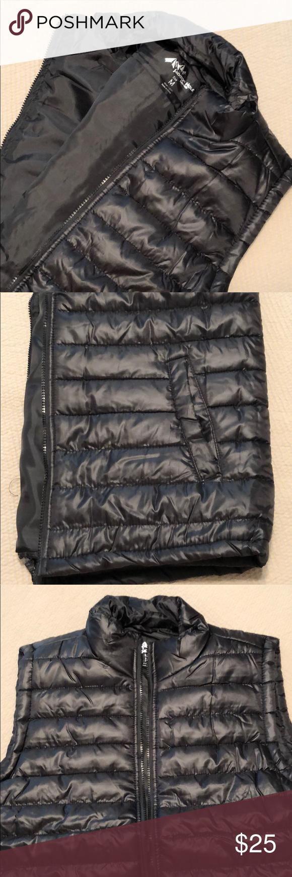 Nwot Men S Jackson Hole Puffer Vest Puffer Vest Jackson Hole Clothes Design [ 1740 x 580 Pixel ]