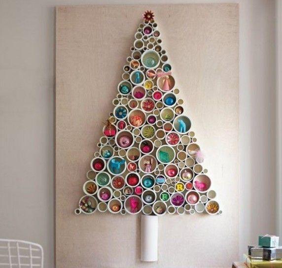 Alberi Di Natale Fai Da Te Originali.Alberi Di Natale Originali Albero Di Natale Fai Da Te Idee Di Viaggio Alberi Di Natale