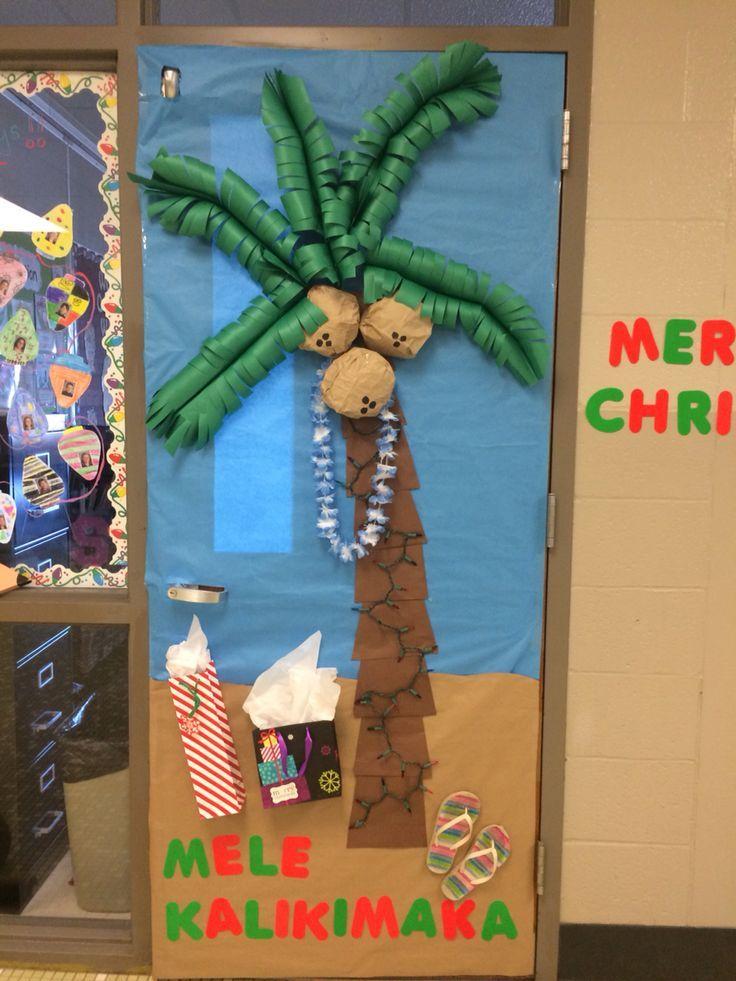 Whoville Christmas Door Decorations Classroom - Bing images #christmasdoordecorationsforwork