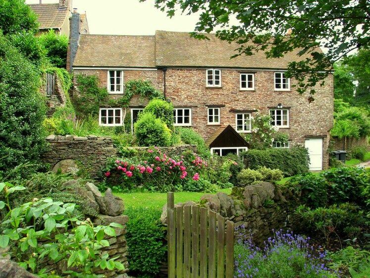 An Lovely Home W English Garden Beautiful Homes English