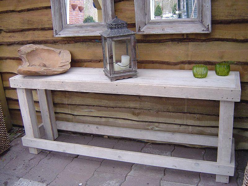 Pallet Wood Stool