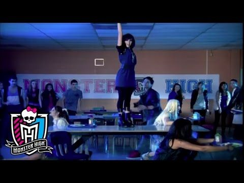 China Anne McClain - Calling All The Monsters Music Video - A.N.T. Farm -  Disney Channel