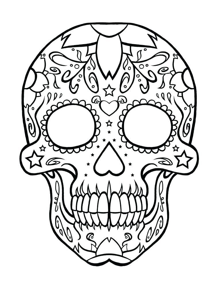 photo regarding Skull Template Printable called 23 Totally free Skull Stencil Printable Templates Marketing consultant Types