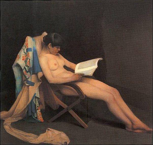 """Résultat de recherche d'images pour """"théodore roussel, femme lisant"""""""