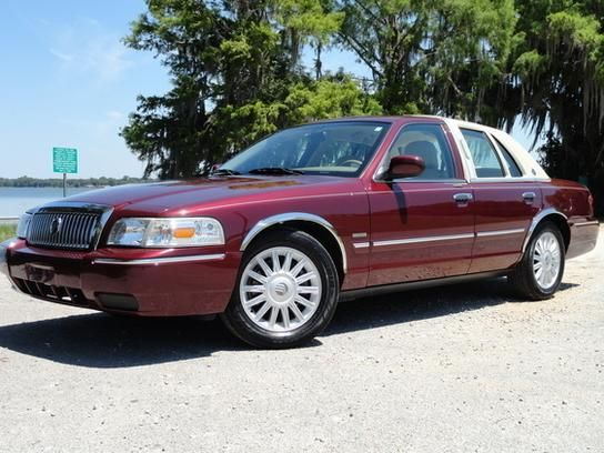 Used 2009 Mercury Grand Marquis Ls For Sale In Eustis Fl 32726 Kelley Blue Book Grand Marquis Cars For Sale Edsel Ford