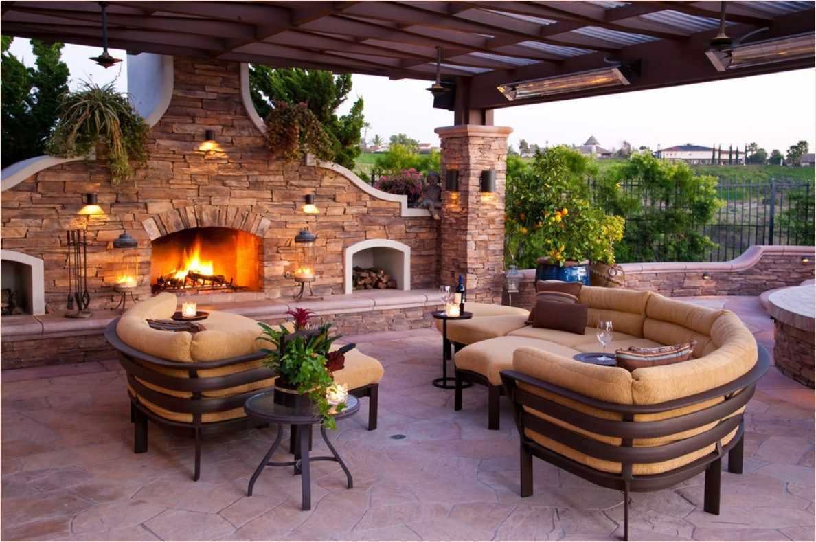 Mediterranean Style Outside Decorating 56 Mediterranean Outdoor