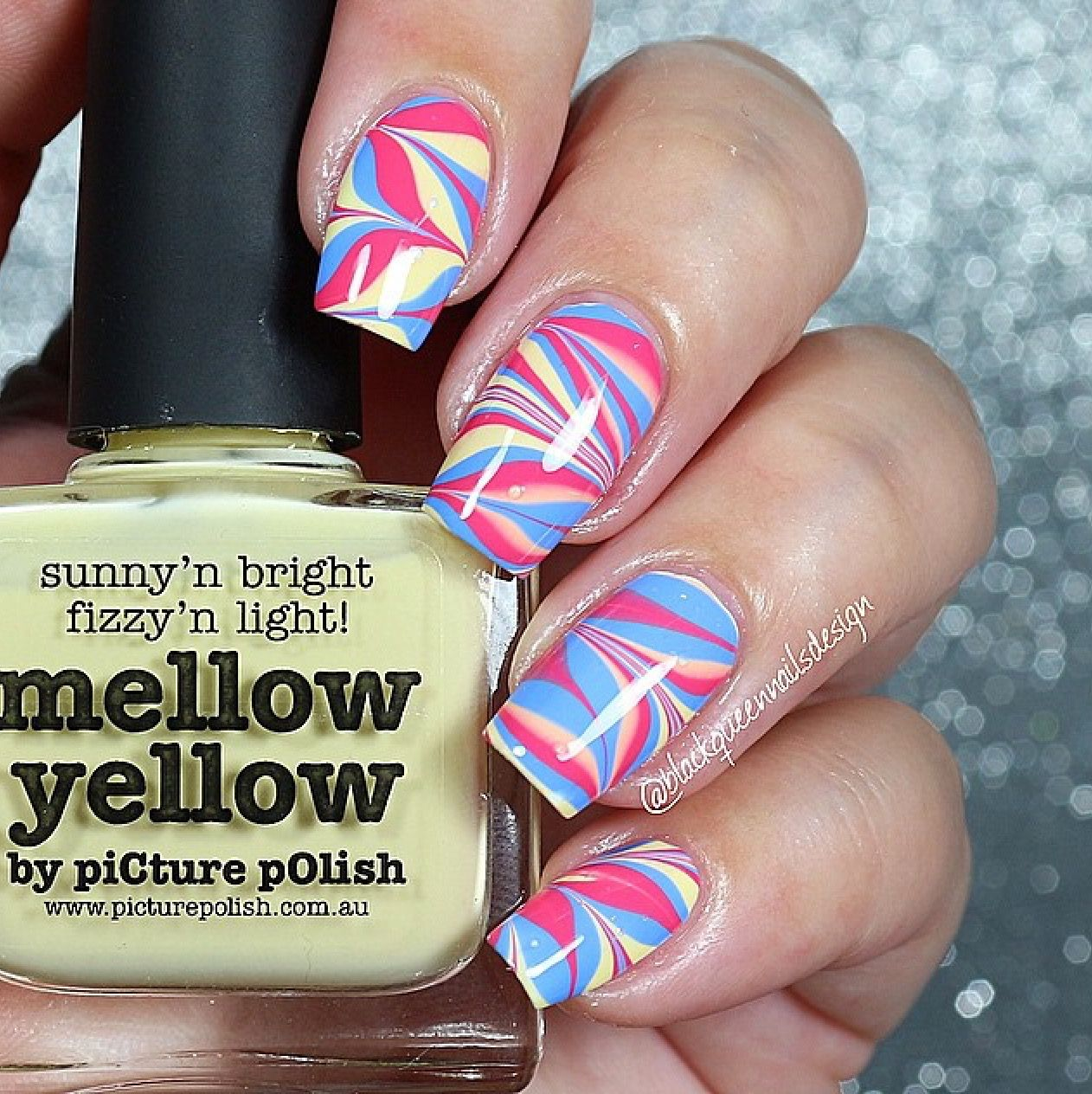 Picture Polish Ana Maria Wearing Mellow Yellow Swagger