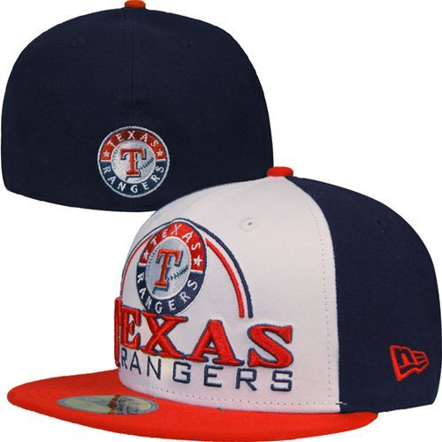 wholesale sales how to buy best Texas Rangers New Era MLB Diamond Era Batting Practice 5950 Fitted ...