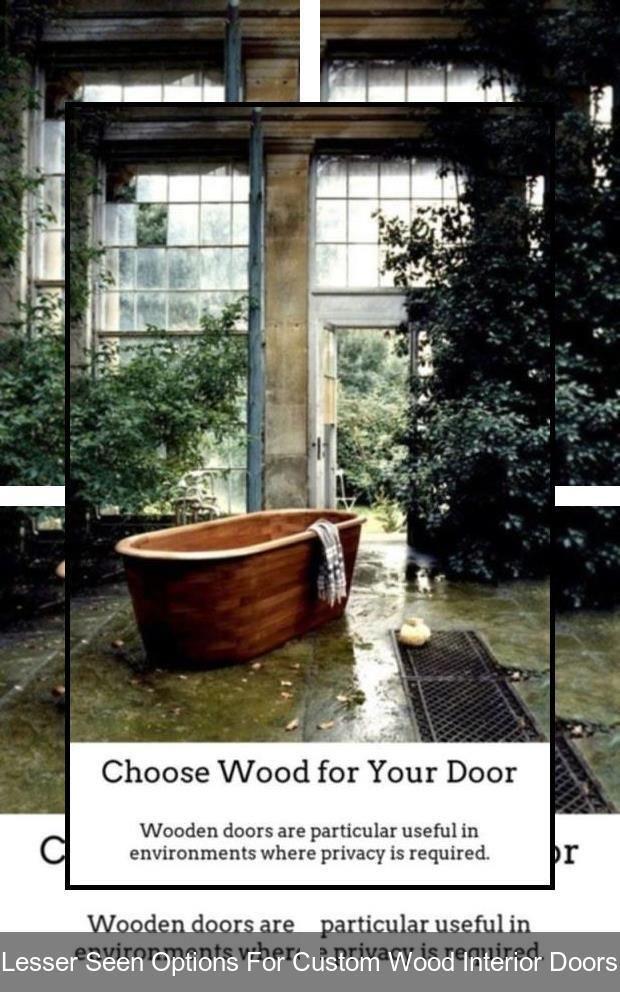 Photo of Internal Wooden Doors | Two Panel Interior Doors | Front Entrance Doors