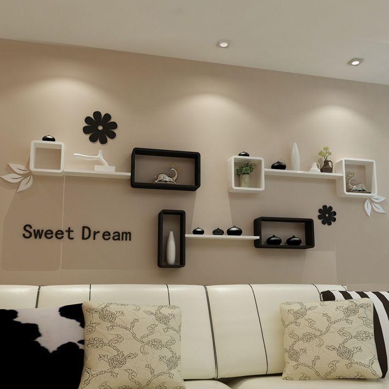 Decorative Wall Shelves For Living Room: Endless Possibilities Decorative Wall Shelves For Living Room Ikea L…   Ikea Wall Decor, Floating Shelves, Wall Shelf Decor