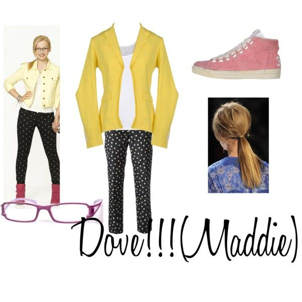 """Dove is Awesome!!! (Maddie)"" by cimorelli-lover on Polyvore"