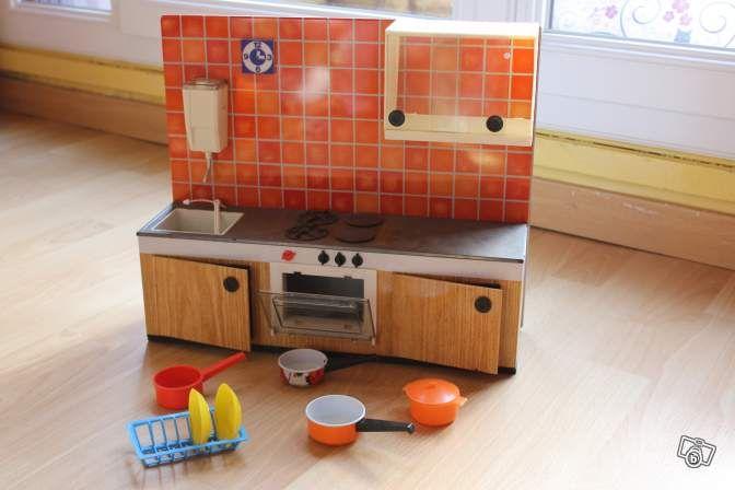 cuisine jouet comme maman ann es 60 jeux jouets paris the dollhouse. Black Bedroom Furniture Sets. Home Design Ideas