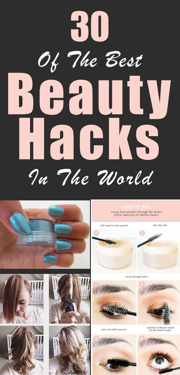 30 Beauty Tips Every Woman Needs To Know #beautyhacks